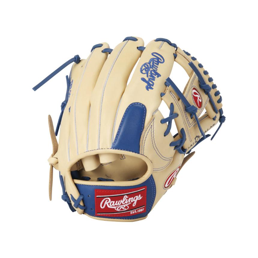 野球 ソフトボール ローリングス グローブ オールラウンドモデル GS8HH120(CAM/RYキャメル/ロイヤル)サイズ約30.5cm