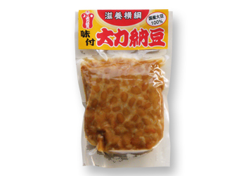 国産原料100%いい味してます 本店 大力味付納豆国産糀入 高品質新品