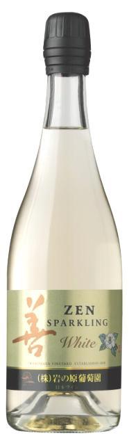 激安通販販売 善シリーズのスタンダード泡 岩の原善スパークリングワイン白750ml 毎日激安特売で 営業中です