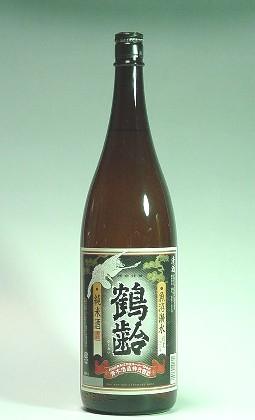 鶴齢純米酒720ml 永遠の定番 大人気