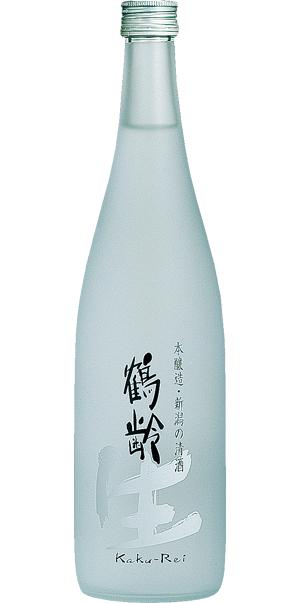 鶴齢吟醸生酒720ml 最新号掲載アイテム 推奨