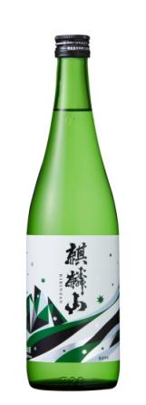 NEW ※ラッピング ※ 麒麟山ゆきのした純米吟醸辛口純辛1.8L