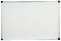 壁掛用ホーローホワイトボード 無地 H609 【インテリア 店舗 店頭 備品 業務用 特価 激安 格安 新品 販売 通販】 [7-2434-0303 6-2306-0303 ]
