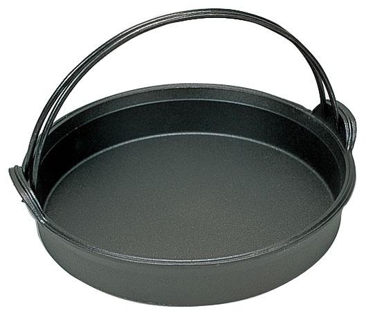五進 鉄すきやき鍋 石目 27cm 6-1921-0402 5-1747-0402[10P03Dec16]