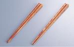 木箸 京華木 チャンプ (50膳入) 16cm 6-1642-1001 5-1488-1001[10P03Dec16]
