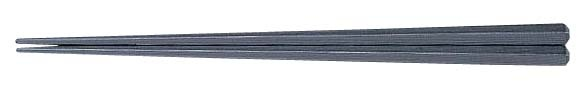 Reプラ箸 PPS 五角箸(100膳入) 黒 18131  6-1642-0701 5-1488-0701[10P03Dec16]