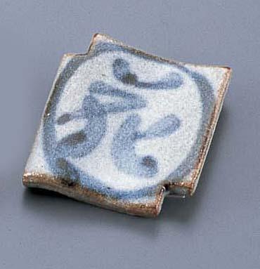 乾山箸置 花 T03−171  6-1647-3201 5-1493-3301[10P03Dec16]