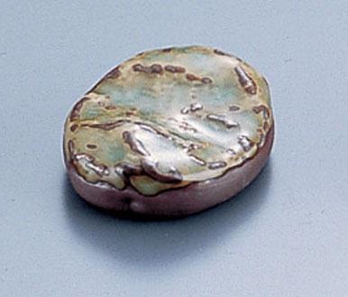 灰釉石焼 箸置 Y−304  6-1648-0401 5-1494-0401[10P03Dec16]