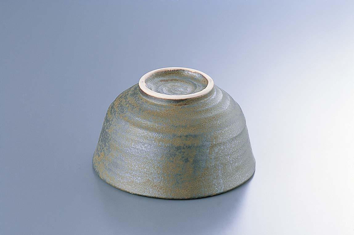 ナチュラルブラック茶碗 大 B03−08  6-2167-0701 5-1945-0701[10P03Dec16]