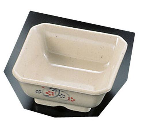 かりん(メラミン食器シリーズ) メラミン食器「かりん」 和・洋食器(メラミン) 食器(メラミン) 食器(漆器) メラミン「かりん」角のぞき M-331-K 【食器 グラス キッチン用品 キッチン 業務用 特価 格安 新品 販売 通販】 [7-2306-1201 6-2188-1301 ]