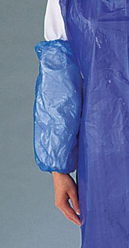 パル オーバースリーブ (2000枚入) OS301B ブルー 6-1331-0702 5-1220-0702【長靴 白衣 飲食店 厨房 キッチン 業務用 激安 格安 特価 新品 販売 通販】[10P03Dec16]