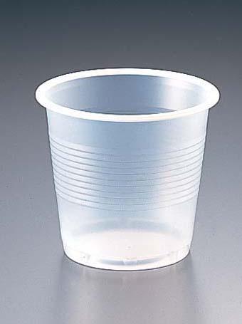 プラスチックカップ(半透明) 5オンス(2500個入) 6-0869-1801 5-0783-1401【軽食 鉄板焼 厨房用品 調理器具 キッチン用品 キッチン 業務用 特価 激安 格安 新品 販売 通販】[10P03Dec16]