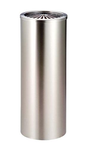 ステン丸型灰皿 GPX-51A 6-2363-1901 5-2129-2101【インテリア 店舗 店頭 備品 業務用 特価 激安 格安 新品 販売 通販】[10P03Dec16]