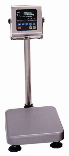 防水・防塵デジタル台秤 60kg HV-60KVWP-K [運賃別途お見積り] [メーカー直送 代引き不可] 【厨房用品 調理器具 キッチン用品 キッチン 特価 格安 新品 販売 通販】 [7-0561-0201 6-0535-0201 ]