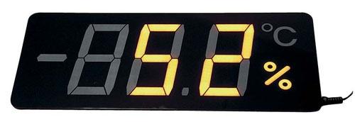 薄型温湿度表示器 メンブレンサーモ TP-300HA [運賃別途お見積り] [メーカー直送 代引き不可] 6-0557-1201 5-0501-1201【厨房用品 調理器具 キッチン用品 キッチン 特価 格安 新品 販売 通販】[10P03Dec16]