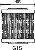 グリットバー(スチール製) G1S [運賃別途お見積り] [メーカー直送 代引き不可] 【厨房機器 厨房用品 調理器具 キッチン用品 キッチン 飲食店 業務用 格安 激安 特価 新品 販売 通販】 [7-0714-0301 6-0678-0401 ]