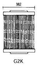 グリットバー(スチール製) G2K [運賃別途お見積り] [メーカー直送 代引き不可] 【厨房機器 厨房用品 調理器具 キッチン用品 キッチン 飲食店 業務用 格安 激安 特価 新品 販売 通販】 [7-0714-0305 6-0678-0405 ]