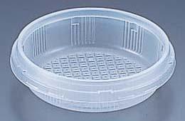 耐熱(紙)どんぶり SMP−900E 中皿(60枚入) 6-0873-1501 5-0785-1601[10P03Dec16]