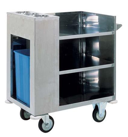 バッシィングワゴン MN-B4 [運賃別途お見積り] [メーカー直送 代引き不可] 【厨房用品 調理器具 キッチン用品 キッチン 激安 特価 格安 新品 販売 通販】 [7-1150-0801 6-1100-0801 ]
