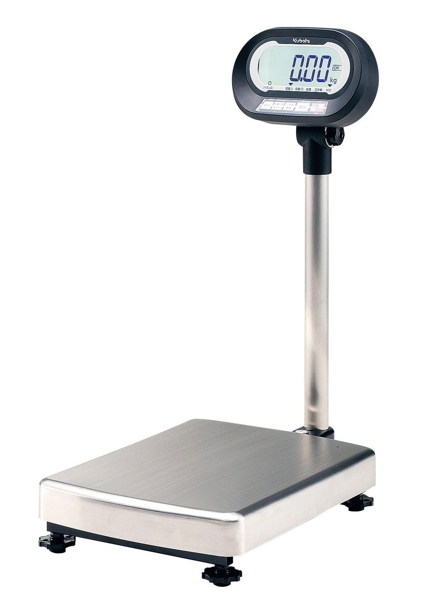 クボタ デジタル台はかり KL-SD-N150AH [運賃別途お見積り] [メーカー直送 代引き不可] 6-0534-0102【厨房用品 調理小物 はかり タイマー 業務用 販売 通販】[10P03Dec16]