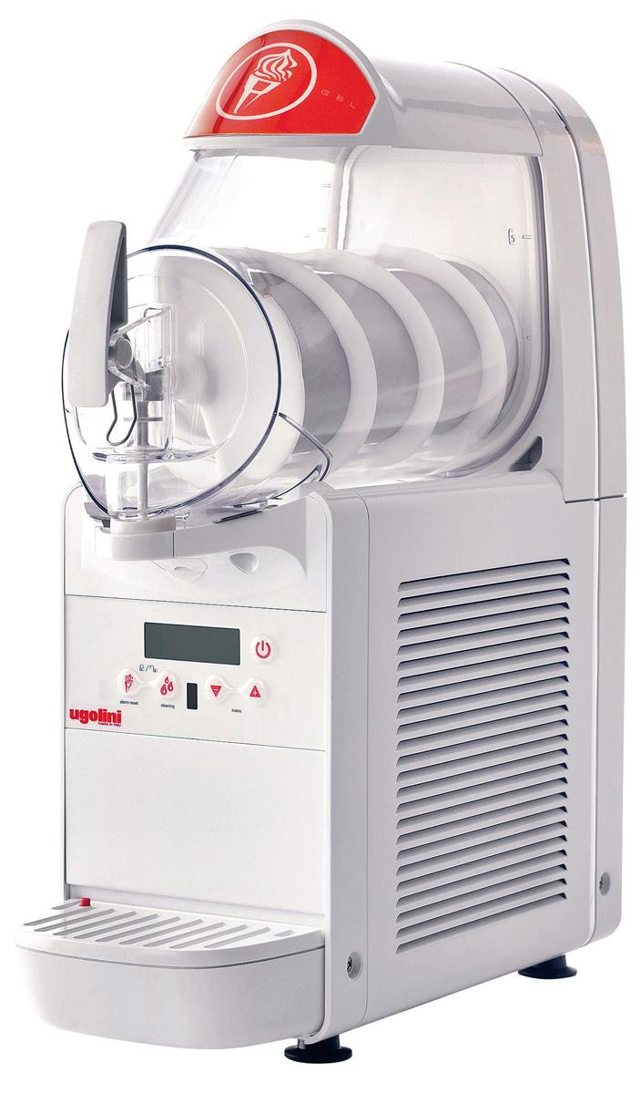 フローズンマシン miniGEL Plus1 [運賃別途お見積り] [メーカー直送 代引き不可] 6-0836-0101【厨房用品 喫茶用品 アイスクリーム かき氷 業務用 販売 通販】[10P03Dec16]