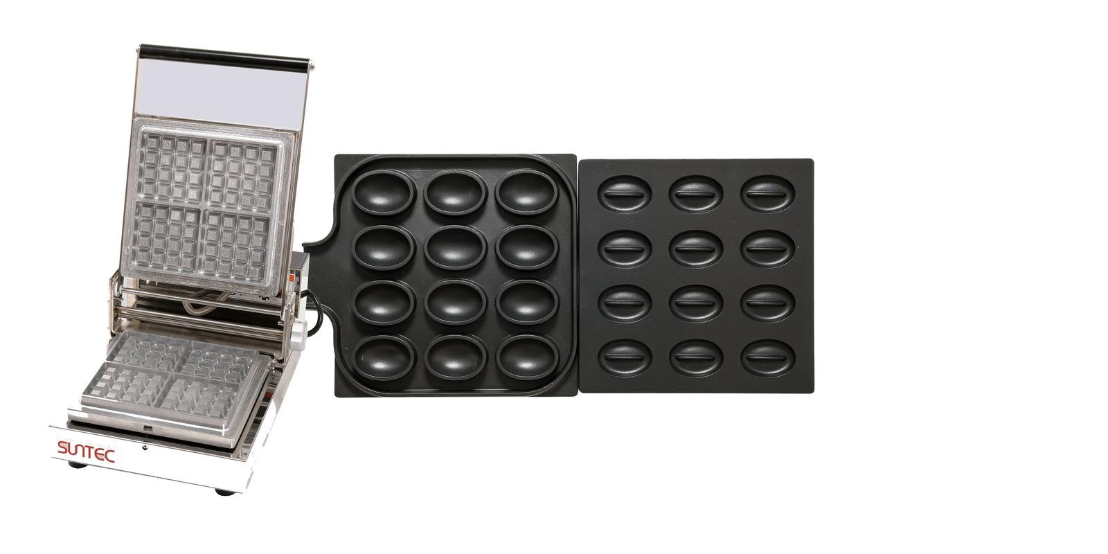 マルチベーカー MAX-1 1連式 カフェボール [運賃別途お見積り] [メーカー直送 代引き不可] 6-0860-0205【厨房用品 軽食 鉄板焼用品 ファーストフード関連品 業務用 販売 通販】[10P03Dec16]