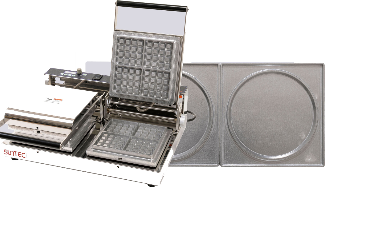 マルチベーカー MAX-2 2連式 パンケーキ [運賃別途お見積り] [メーカー直送 代引き不可] 【厨房用品 軽食 鉄板焼用品 ファーストフード関連品 業務用 販売 通販】 [7-0909-0306 6-0860-0306 ]