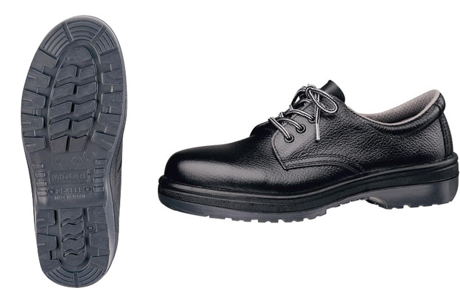 ミドリ ラバーテック安全短靴 RT110 28.0cm 【厨房用品 長靴 白衣 靴 サンダル スリッパ 業務用 販売 通販】 [7-1369-0510 6-1309-0510 ]