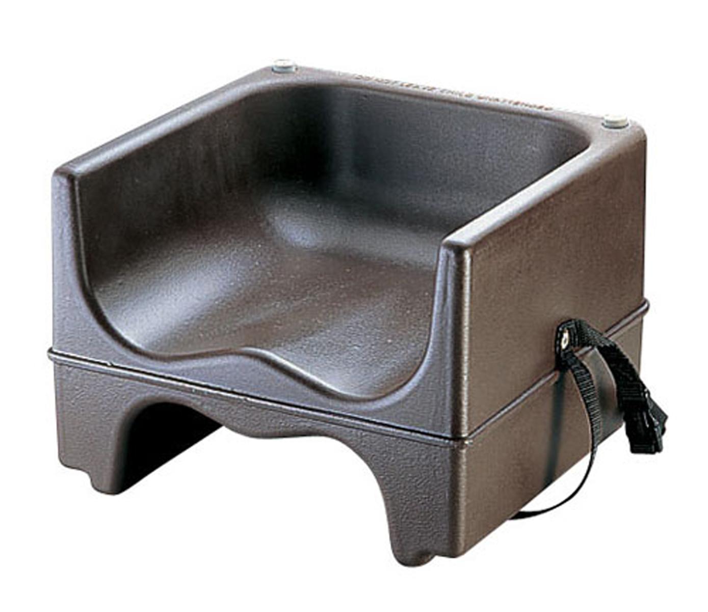 キャンブロブースターシート ストラップ付 200BCS ダークブラウン 6-2268-0604【インテリア テーブル 椅子 椅子 業務用 販売 通販】[10P03Dec16]
