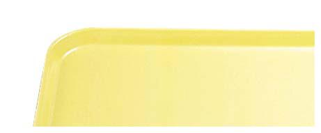 キャンブロ カムトレー 2025(516)スプリングイエロー 【カムトレー(キャンブロ) キャンブロ(カムトレー) トレー(サービス用)FRP 角トレー(キャンブロ) サービストレー(キャンブロ) トレー(キャンブロ) セルフトレー】 [1162-08]