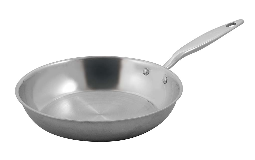 3PLY IH PRO フライパン(ノンコート)32cm 【いため鍋(二層クラッド) フライパン(二層クラッド) モリブデンジII(フライパン) モリブデンジIIプラス(フライパン) セラミックコーティングフライパン】 [0044-01]