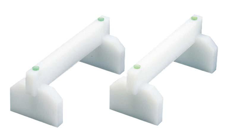 EBM プラスチック まな板用足(2ヶ1組)50cm 0509-01 【厨房用品 マナ板類 業務用 特価 格安 新品 販売 通販】[10P03Dec16]