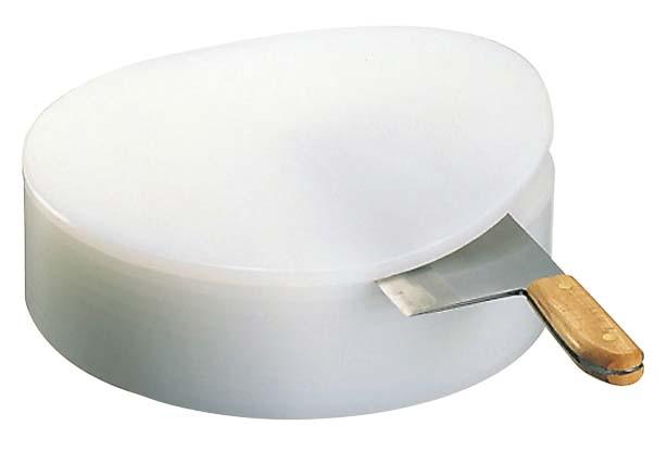 積層 プラスチック 中華まな板 大 φ450×H150 0501-18 【厨房用品 マナ板類 業務用 特価 格安 新品 販売 通販】[10P03Dec16]