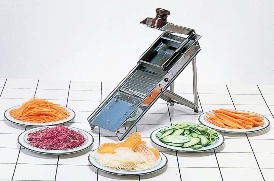 LT 18-10 マンドリンカッター 60枚刃 N4260 0629-02 【厨房用品 調理機械 業務用 特価 格安 新品 販売 通販】[10P03Dec16]
