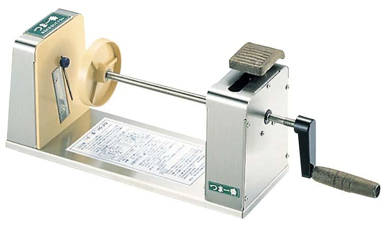 ステンレス 手動式 つま一番 HS-212 0621-08 【厨房用品 調理機械 業務用 特価 格安 新品 販売 通販】[10P03Dec16]