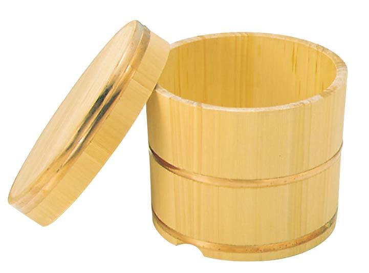 さわら製 飯枢(上物)かぶせ蓋型 24cm 【厨房用品 炊飯器 ジャー 業務用 特価 格安 新品 販売 通販】 [0668-11]