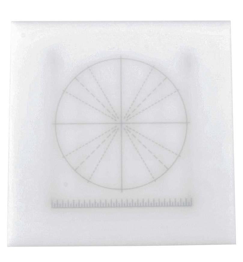 調理用 目盛入りまな板 中 【まな板(目盛付き) 目盛り付きまな板 プラスチックまな板(家庭用) 家庭用マナ板 キッチンまな板(家庭用) まな板(家庭用) 積層まな板 まな板(積層) 抗菌まな板 まな板(抗菌) カラーまな板 まな板(カラー)】 [0271-04]
