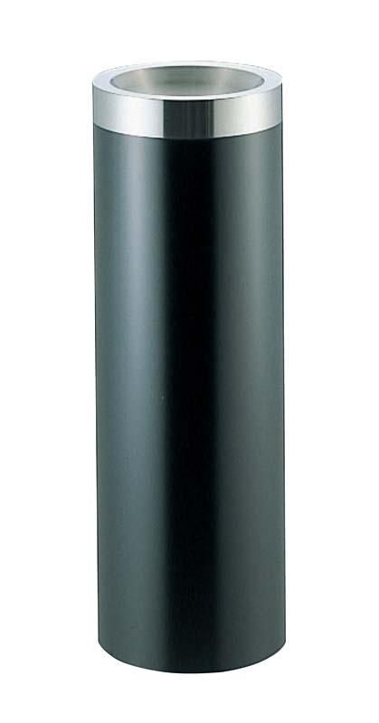 EBM 丸 スモーキングスタンド ブラック MB-200SS 1968-13 【ホール備品 ロビー関連商品 業務用 特価 格安 新品 販売 通販】[10P03Dec16]