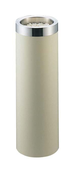 EBM 丸 スモーキングスタンド アイボリーMW-200SS 1968-12 【ホール備品 ロビー関連商品 業務用 特価 格安 新品 販売 通販】[10P03Dec16]