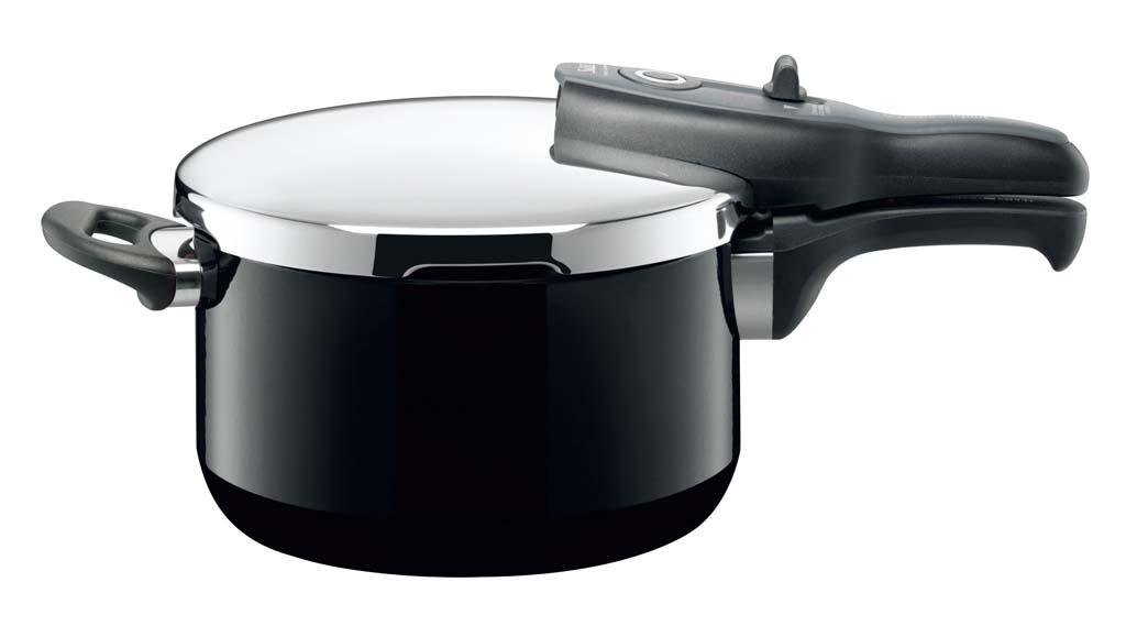 シリット シコマチック Tプラス 圧力鍋 4.5L ブラック 0073-05 【厨房用品 業務用鍋類・フライパン 業務用 特価 格安 新品 販売 通販】[10P03Dec16]