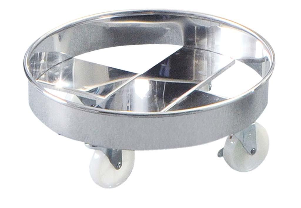EBM SUS442 丸型キャリー 620(φ620×H60mm) 0081-01 【厨房用品 キッチンポット・保存容器 業務用 特価 格安 新品 販売 通販】[10P03Dec16]