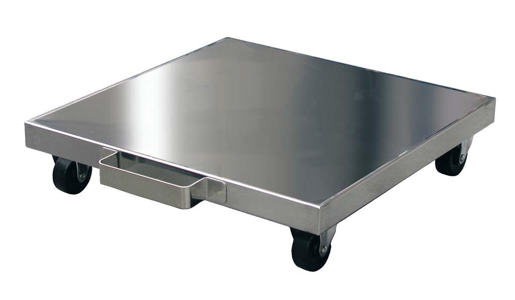 ステンレス炊飯台車 RTK-500 500×500×95 【厨房用品 炊飯器 ジャー 業務用 特価 格安 新品 販売 通販】 [0660-14]