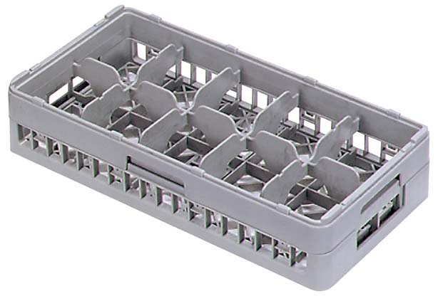 BK ハーフ グラスラック10仕切 HG-10-215厨房用品 効率収納用品 グラスラック 業務用 特価 格安 新品販売8N0nvmw