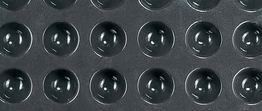 ドゥマール フレキシパン 1977 プティフール(半球)96取 【厨房用品 ケーキ焼型 モールド 業務用 特価 格安 新品 販売 通販】 [0822-10]