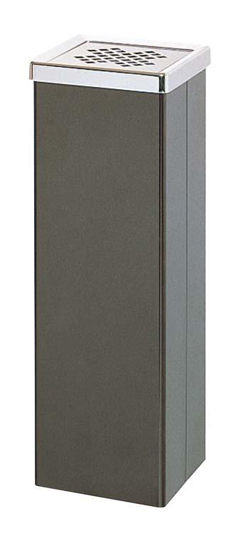 スモーキングスタンド 消煙タイプ NS-B1 ダークブラウン 1967-15 【ホール備品 ロビー関連商品 業務用 特価 格安 新品 販売 通販】[10P03Dec16]