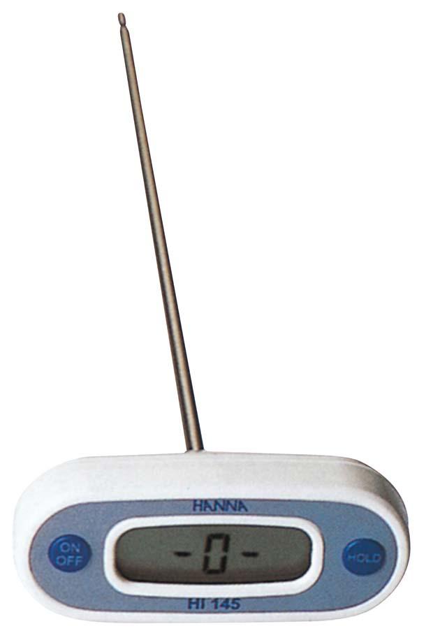 デジタル 高強度 T型 温度計 HI-145-20 0325-13 【厨房用品 はかり・タイマー・温湿度計 業務用 特価 格安 新品 販売 通販】[10P03Dec16]