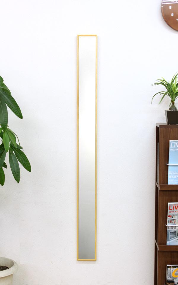 ウッドフレーム トールミラー(3カラー)【モダンアジアン家具/リゾート家具】