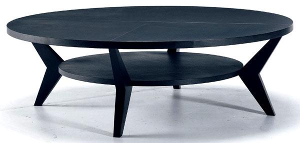 【高品質アジアン家具/PERFORMAX正規品】サークルリビングテーブル(受注生産品)