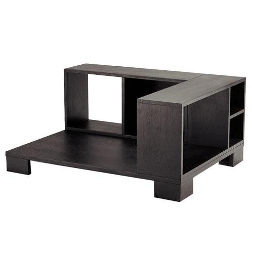 【高品質アジアン家具/PERFORMAX正規品】ウッドリビングローテーブル(受注生産品)
