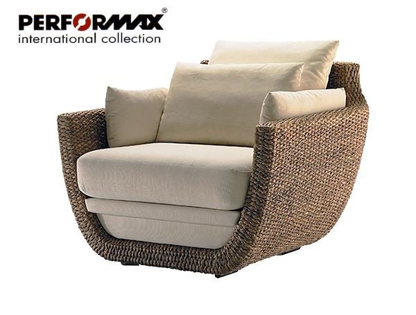Water Hyacinth Sofa 1P/1 Sofa / One For Loveseat / Contemporary Furniture  (custom Made)